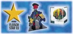 Fleisch Star 2003 als beste Fleischabteilung Deutschlands