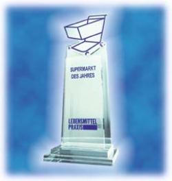 """Auszeichnung zum """"Supermarkt des Jahres"""""""